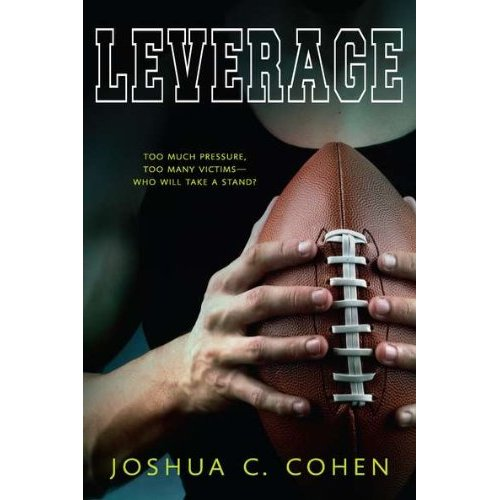 Leverage Paperback Design (Coming September 2012)